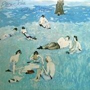 Double LP - Elton John - Blue Moves - Gatefold Sleeve