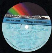 Double LP - Elton John - Blue Moves