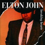 CD - Elton John - Breaking Hearts