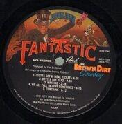 LP - Elton John - Captain Fantastic And The Brown Dirt Cowboy - +booklets+poster