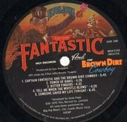 LP - Elton John - Captain Fantastic And The Brown Dirt Cowboy - Gatefold