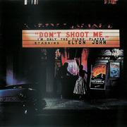 CD - Elton John - Don't Shoot Me I'm Only The Piano Player