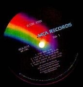 LP - Elton John - Elton John - Gatefold