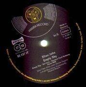 LP - Elton John - Empty Sky