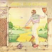 Double LP - Elton John - Goodbye Yellow Brick Road - Tri-fold