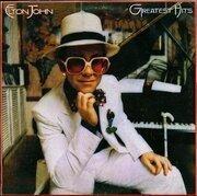 LP - Elton John - Greatest Hits - Shorepak