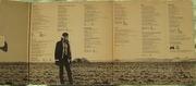 LP - Elton John - Honky Cheau - Envelope/Wallet Style Sleeve