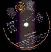 LP - Elton John - Honky Chateau