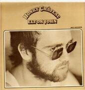 LP - Elton John - Honky Cheau - Gatefold