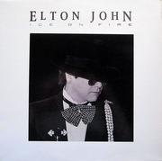LP - Elton John - Ice On Fire