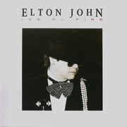 CD - Elton John - Ice On Fire - Bonus Tracks