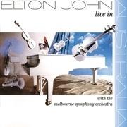 CD - Elton John - Live In Australia