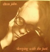 LP - Elton John - Sleeping With The Past - STILL SEALED