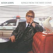 CD - Elton John - Songs From The West Coast