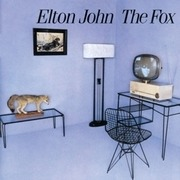 CD - Elton John - THE FOX
