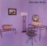 LP - Elton John - The Fox