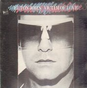 LP - Elton John - Victim Of Love - STILL SEALED