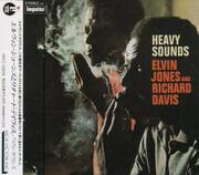 CD - Elvin Jones And Richard Davis - Heavy Sounds