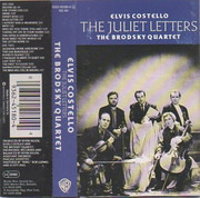 MC - Elvis Costello And Brodsky Quartet - The Juliet Letters - Dolby. Still Sealed