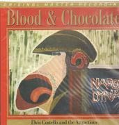 LP - Elvis Costello And The Attractions - Blood & Chocolate - Special Limited Edition / Numbered