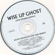 CD - Elvis Costello And The Roots - Wise Up Ghost (And Other Songs 2013) - Digifile