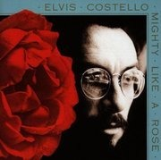 CD - Elvis Costello - Mighty Like A Rose