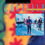 12'' - Elvis Costello & The Attractions - Everyday I Write The Book