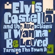 12'' - Elvis Costello & The Attractions - I Wanna Be Loved