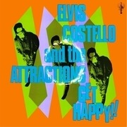 Double LP - Elvis Costello & The Attractions - Get Happy! - 180 Gram