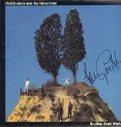 LP - Elvis Costello & The Attractions - Goodbye Cruel World - Signed by Brian Griffin