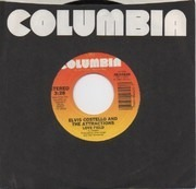 7inch Vinyl Single - Elvis Costello & The Attractions - I Wanna Be Loved