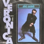 7inch Vinyl Single - Elvis Costello - Veronica