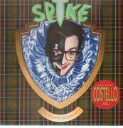 LP - Elvis Costello - Spike