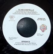 7inch Vinyl Single - Elvis Costello - Veronica