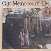LP - Elvis - Our Memories Of Elvis - Rare Philippine Pressing