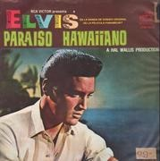 LP - Elvis - Paraiso Hawaiiano - Rare Chilean Pressing