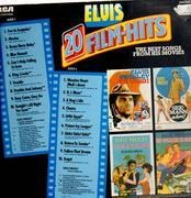 LP - Elvis Presley - 20 Film-Hits - Club-Edition