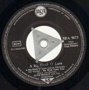 7inch Vinyl Single - Elvis Presley - A Big Hunk O' Love - S5