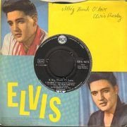 7inch Vinyl Single - Elvis Presley - A Big Hunk O' Love - Artist Sleeve