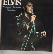 LP - Elvis Presley - A Legendary Performer - Volume 3 - W. BOOKLET