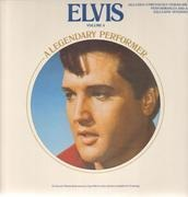 LP - Elvis Presley - A Legendary Performer - Volume 4 - Die-Cut Sleeve / +booklet +OIS