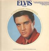 LP - Elvis Presley - A Legendary Performer Volume 3 - W. BOOKLET