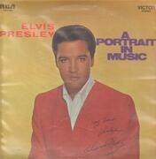 LP - Elvis Presley - A Portrait In Music - Gatefold