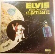 Double LP - Elvis Presley - Aloha From Hawaii Via Satellite