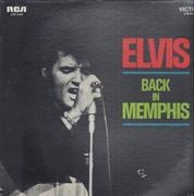LP - Elvis Presley - Back In Memphis - Still Sealed
