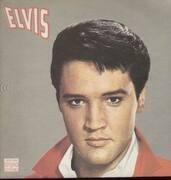 LP - Elvis Presley - Elvis, Balkanton-Edition