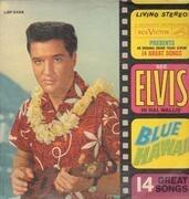 LP - Elvis Presley - Blue Hawaii - LIVING STEREO