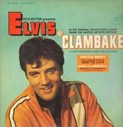 LP - Elvis Presley - Clambake - NO PHOTO