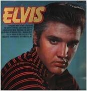 LP - Elvis Presley - Elvis - Compilation