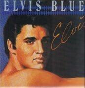 LP - Elvis Presley - Elvis Blue - No OBI
